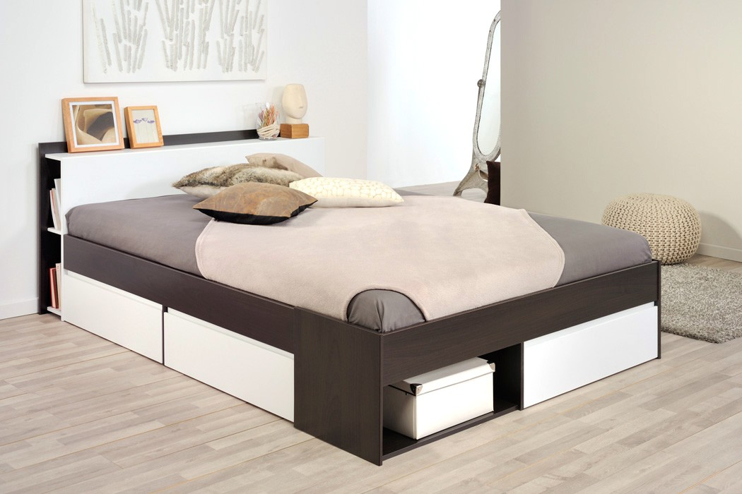 jugendbett bett 140x200 kaffeefarben singlebett g stebett. Black Bedroom Furniture Sets. Home Design Ideas