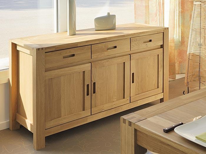 sideboard anrichte athen 3 140x85x44cm eiche ge lt buffet schrank kommode ebay. Black Bedroom Furniture Sets. Home Design Ideas
