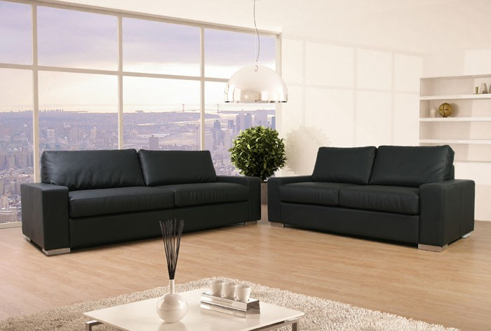 sofagarnitur 3 2 sitzer bergamo kunstleder napoli sofa couchgarnitur sessel ebay. Black Bedroom Furniture Sets. Home Design Ideas
