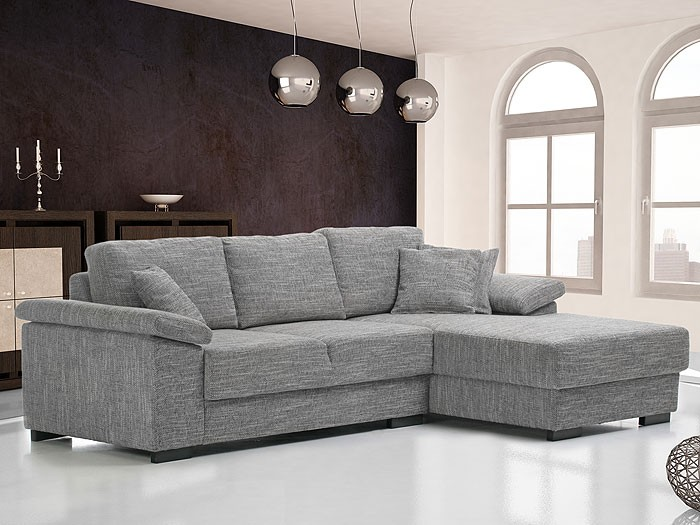 eckcouch carpi 270x160cm rechts stoff pg 1 polsterecke sofa couch ecksofa ebay. Black Bedroom Furniture Sets. Home Design Ideas