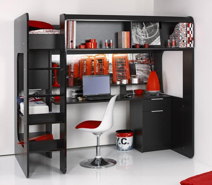 Hochbett Mit Schreibtisch 2 – usblife.info