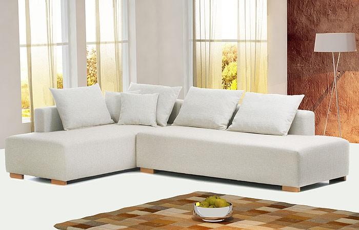 ecksofa mailand 185x270cm links stoff pg 1 couch sofa. Black Bedroom Furniture Sets. Home Design Ideas