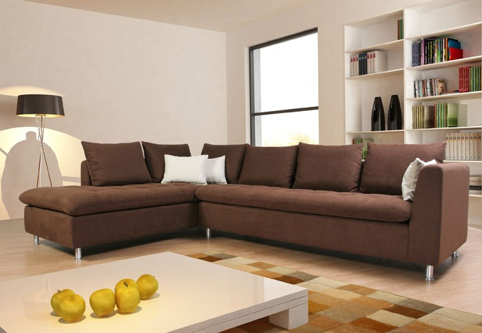 Ecksofa Salerno 205x266cm Links Stoff Pg 1 Eckcouch Sofa