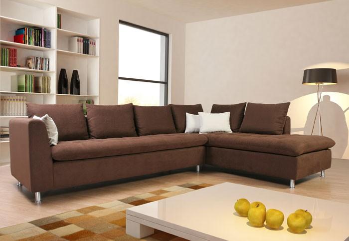 Ecksofa salerno 266x200cm rechts stoff pg 2 eckcouch sofa for Ecksofa 230 x 200