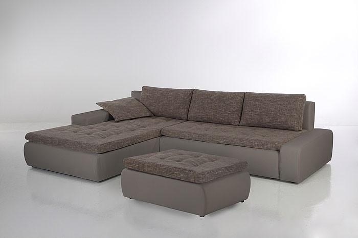 eckcouch braun. Black Bedroom Furniture Sets. Home Design Ideas