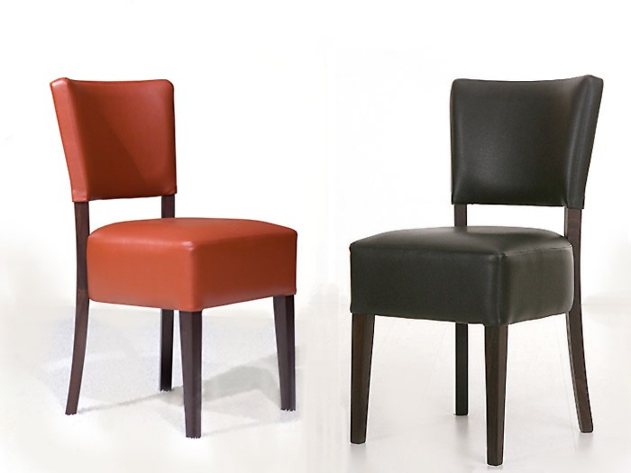 polsterstuhl kayla, esszimmerstuhl kunstleder stuhl stühle