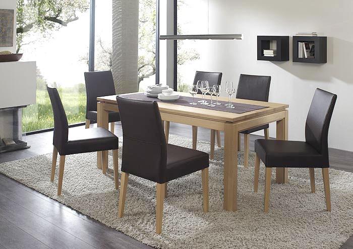 Esstisch Verona ~ Esstisch Verona XL 160(260)x90x75 verschied Varianten, ausziehbar Holztisch