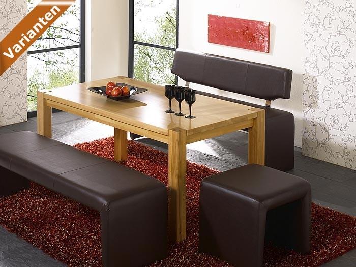 pin sitzbank 140 cm mit lehne guldborg holz kiefer massiv. Black Bedroom Furniture Sets. Home Design Ideas
