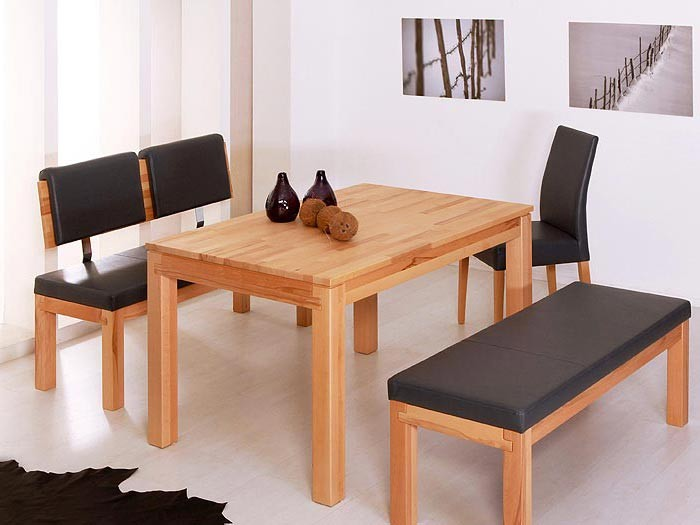 r ckenkissen 50cm f r bank luca in verschiedenen varianten holzbank klemmkissen ebay. Black Bedroom Furniture Sets. Home Design Ideas
