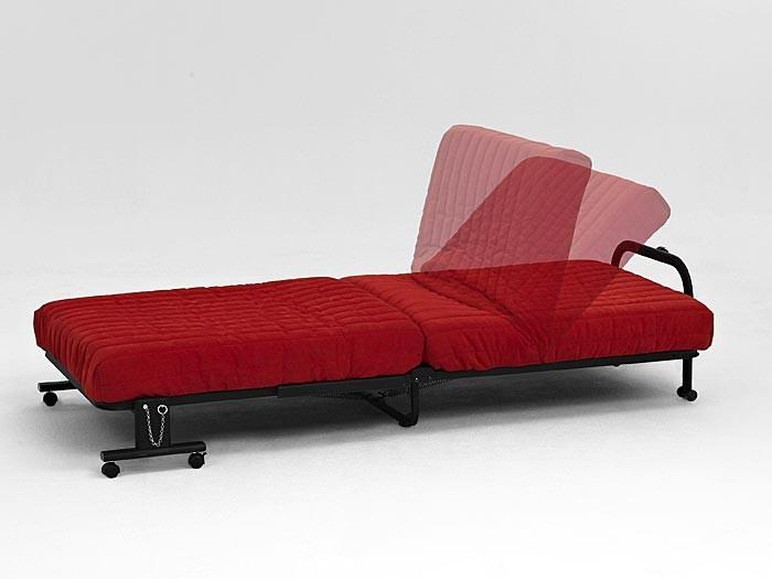 g stebett klappbett paul 90x200 cm versch farben klappautomatik g steliege ebay. Black Bedroom Furniture Sets. Home Design Ideas