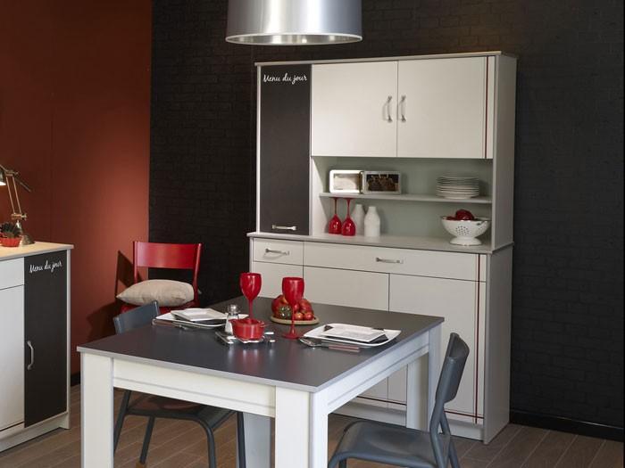 k chenschrank k chenbuffet 122x181x44cm wei absetzung alu schrank cosina 2 raguhn je nitz. Black Bedroom Furniture Sets. Home Design Ideas