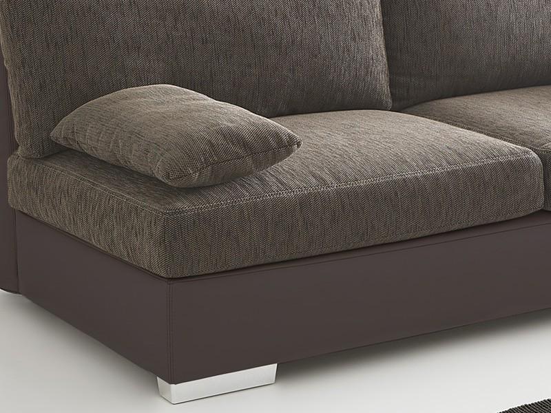 boxspring schlafsofa somerset braun 202x106cm. Black Bedroom Furniture Sets. Home Design Ideas