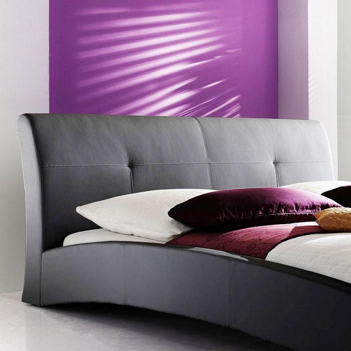 polsterbett komplett amadeo bett 180x200 schwarz. Black Bedroom Furniture Sets. Home Design Ideas