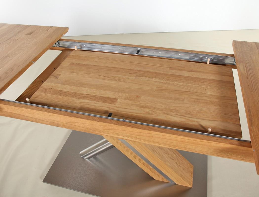 Esszimmertisch mit granitplatte ausziehbar das beste aus for Esszimmertisch ausziehbar