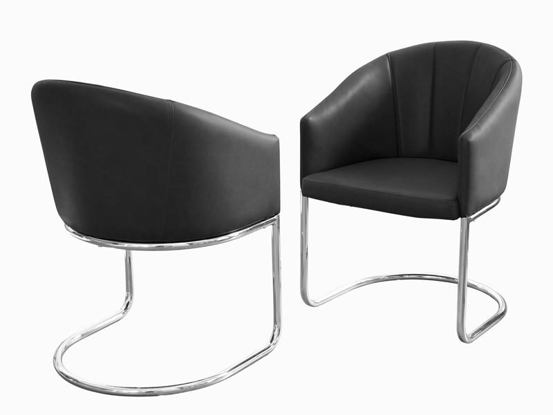 freischwinger st hle farbauswahl schwingstuhl schwingsessel schwinger cleo ebay. Black Bedroom Furniture Sets. Home Design Ideas