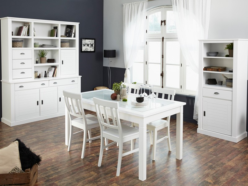 landhaus buffet mller landhaus with landhaus buffet affordable landhaus padricio in weiss mit. Black Bedroom Furniture Sets. Home Design Ideas