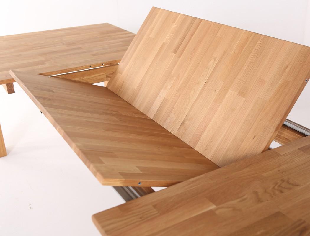 esstisch eiche natur angebote auf waterige. Black Bedroom Furniture Sets. Home Design Ideas