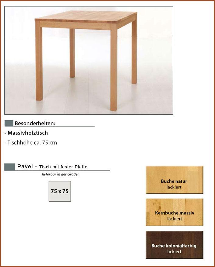 essgruppe tischgruppe kernbuche beige esstisch pavel 4. Black Bedroom Furniture Sets. Home Design Ideas