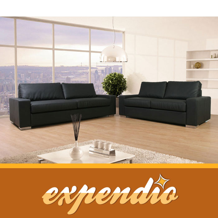 sofagarnitur 3 2 sitzer bergamo bezug cremona polsterganitur sofa couch sessel ebay. Black Bedroom Furniture Sets. Home Design Ideas