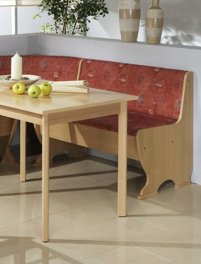 eckbankgruppe pluto buche rot bank 159x119 cm 2x stuhl. Black Bedroom Furniture Sets. Home Design Ideas