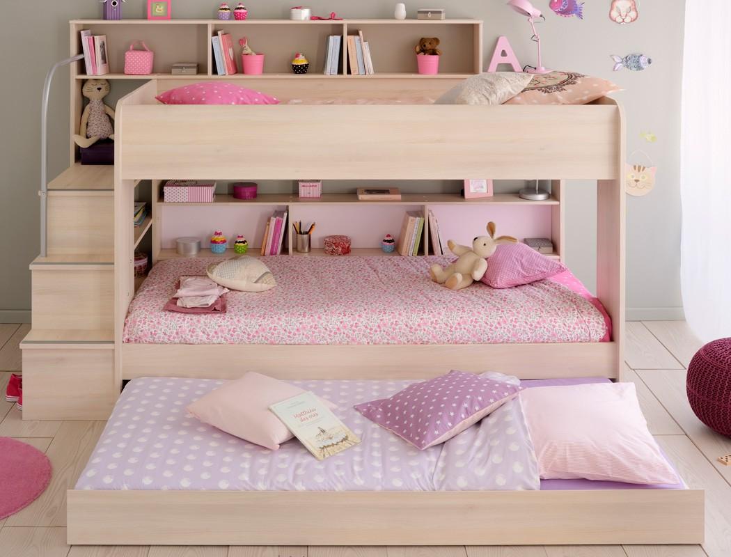 Etagenbett Mit Schutz : Etagenbett mit schutz: hochbett twin 11 akazie nb