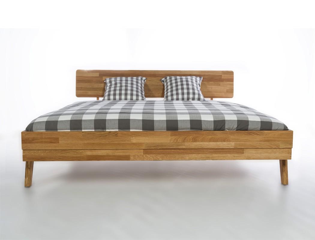 massivholzbett liano 140x200 wildeiche ge lt jugendbett singlebett wohnbereiche schlafzimmer. Black Bedroom Furniture Sets. Home Design Ideas