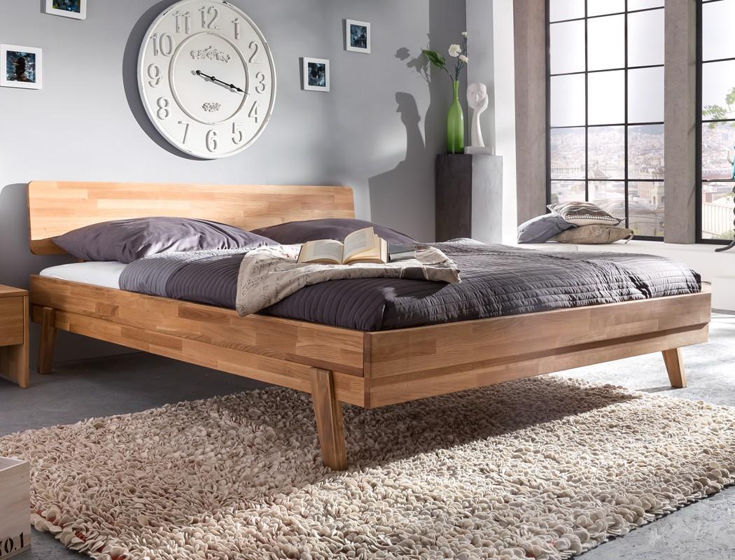 massivholzbett liano 180x200 wildeiche ge lt doppelbett schlafzimmer wohnbereiche schlafzimmer. Black Bedroom Furniture Sets. Home Design Ideas