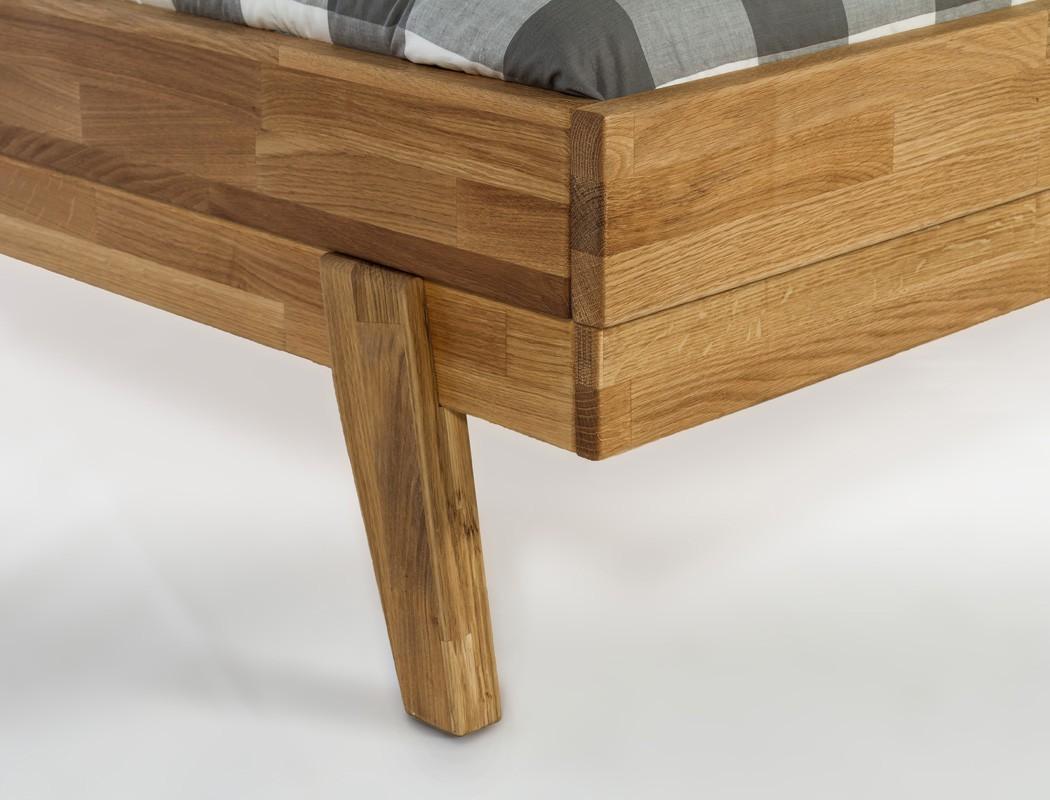 massivholzbett liano 200x200 wildeiche ge lt doppelbett schlafzimmer wohnbereiche schlafzimmer. Black Bedroom Furniture Sets. Home Design Ideas