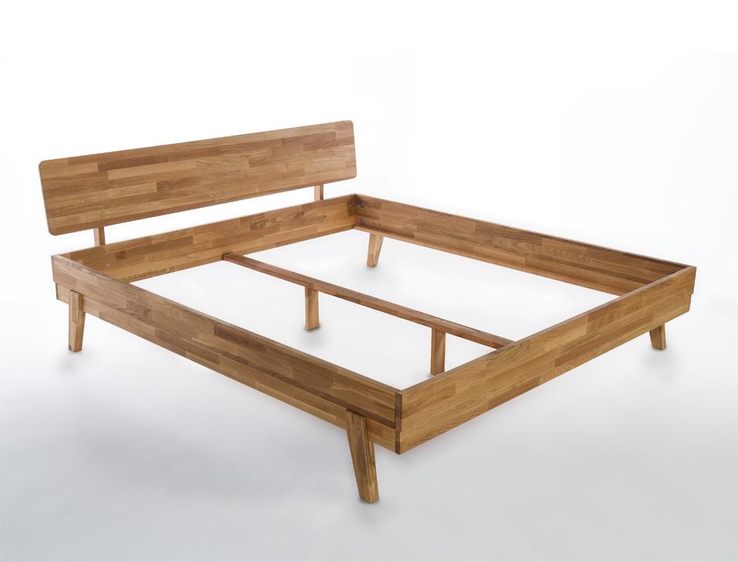 massivholzbett liano 200x200 wildeiche ge lt doppelbett. Black Bedroom Furniture Sets. Home Design Ideas