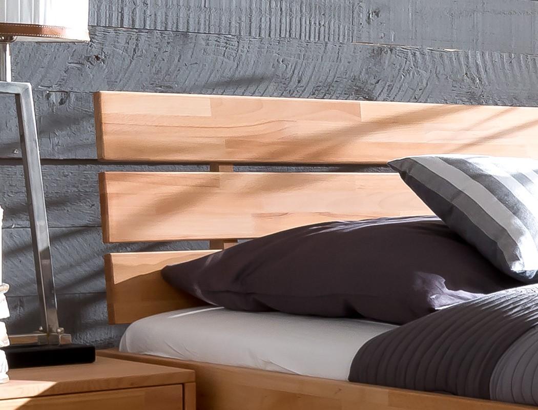 massivholzbett divico 140x200 kernbuche ge lt jugendbett singlebett wohnbereiche schlafzimmer. Black Bedroom Furniture Sets. Home Design Ideas