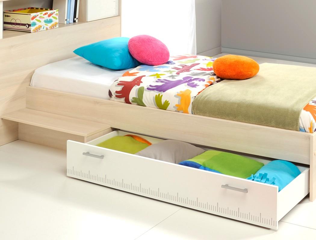 jugendzimmer chiron 15 akazie nb bett regal nachttisch schreibtisch schrank ebay. Black Bedroom Furniture Sets. Home Design Ideas
