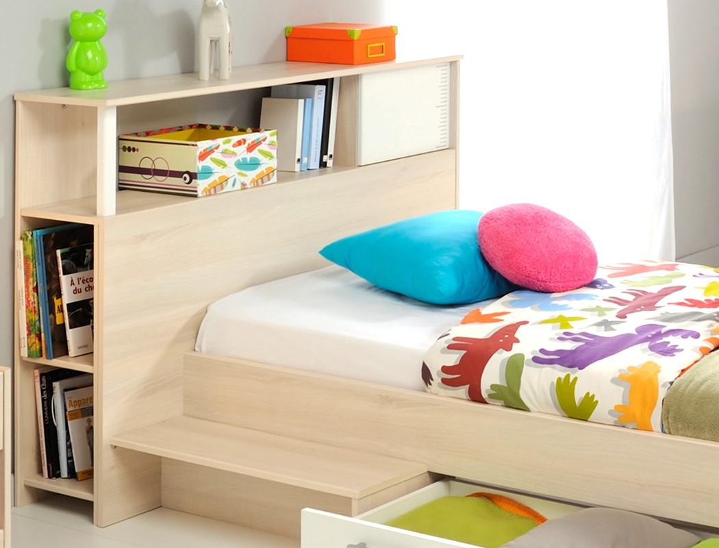 jugendzimmer chiron 16 akazie nb jugendbett regal nachttisch kommode schrank ebay. Black Bedroom Furniture Sets. Home Design Ideas