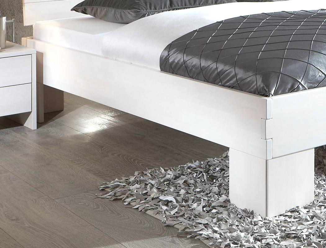 massivholzbett ering buche farbe und gr e nach wahl futonbett ehebett bett ebay. Black Bedroom Furniture Sets. Home Design Ideas