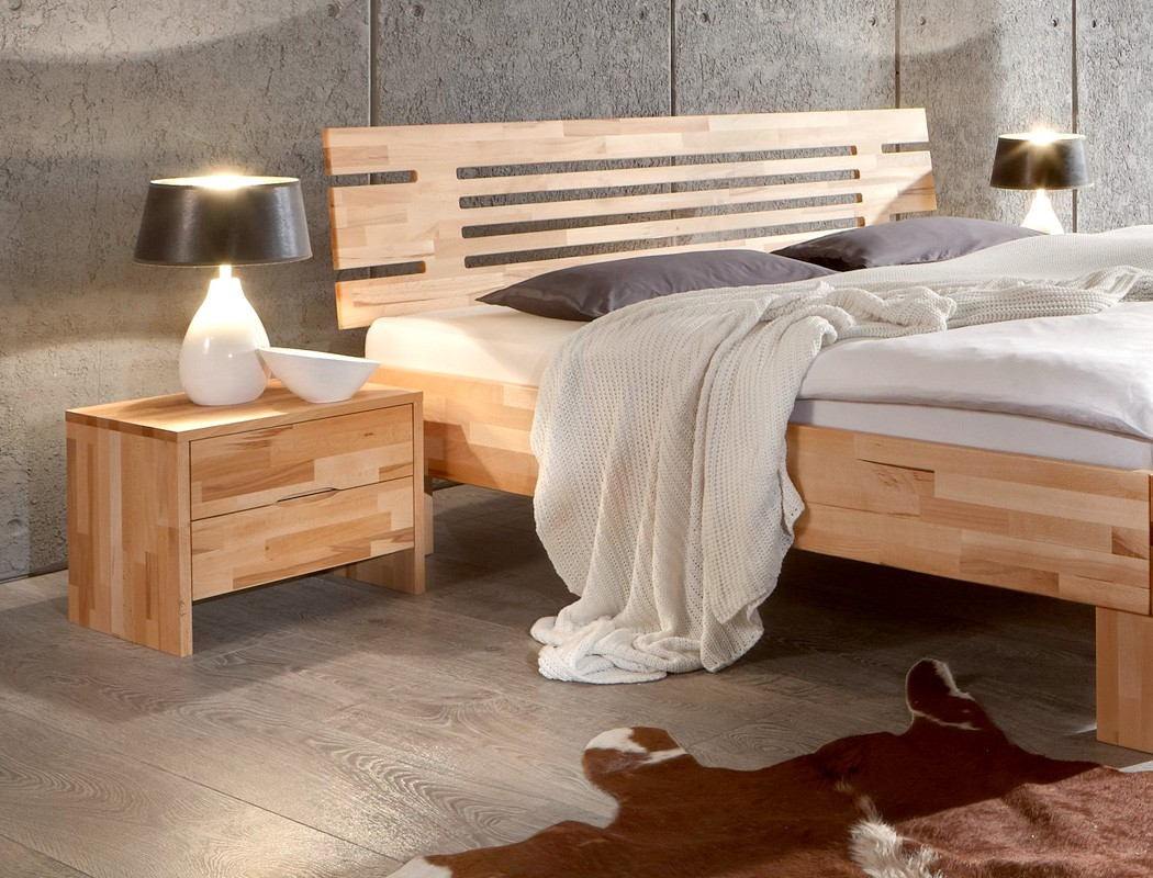 nachttisch goms 1 48x41x39 buche massiv farbe nach wahl nachtkonsole nako ebay. Black Bedroom Furniture Sets. Home Design Ideas