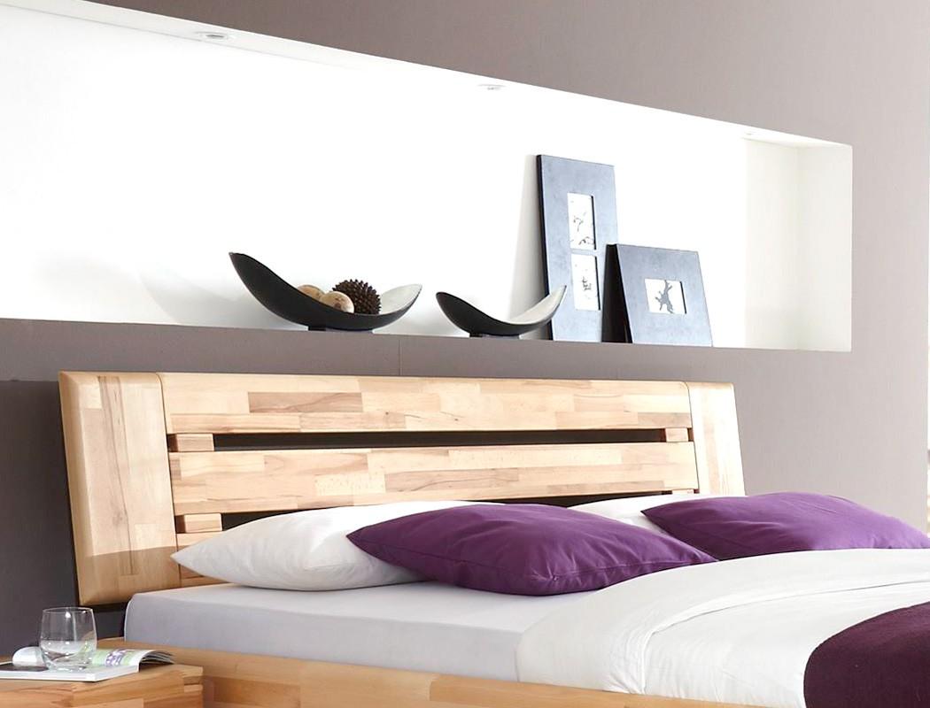 massivholzbett losone buche farbe und gr e nach wahl futonbett bett bettgestell ebay. Black Bedroom Furniture Sets. Home Design Ideas