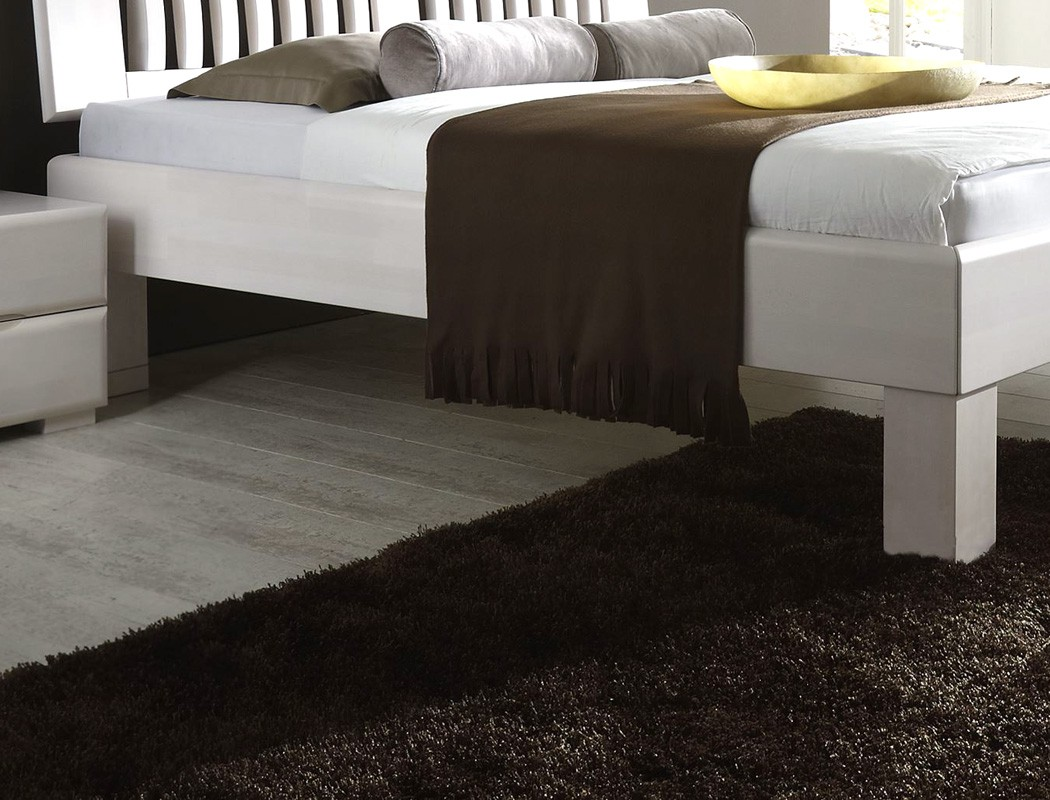 massivholzbett ascona comfort buche farbe und gr e nach. Black Bedroom Furniture Sets. Home Design Ideas