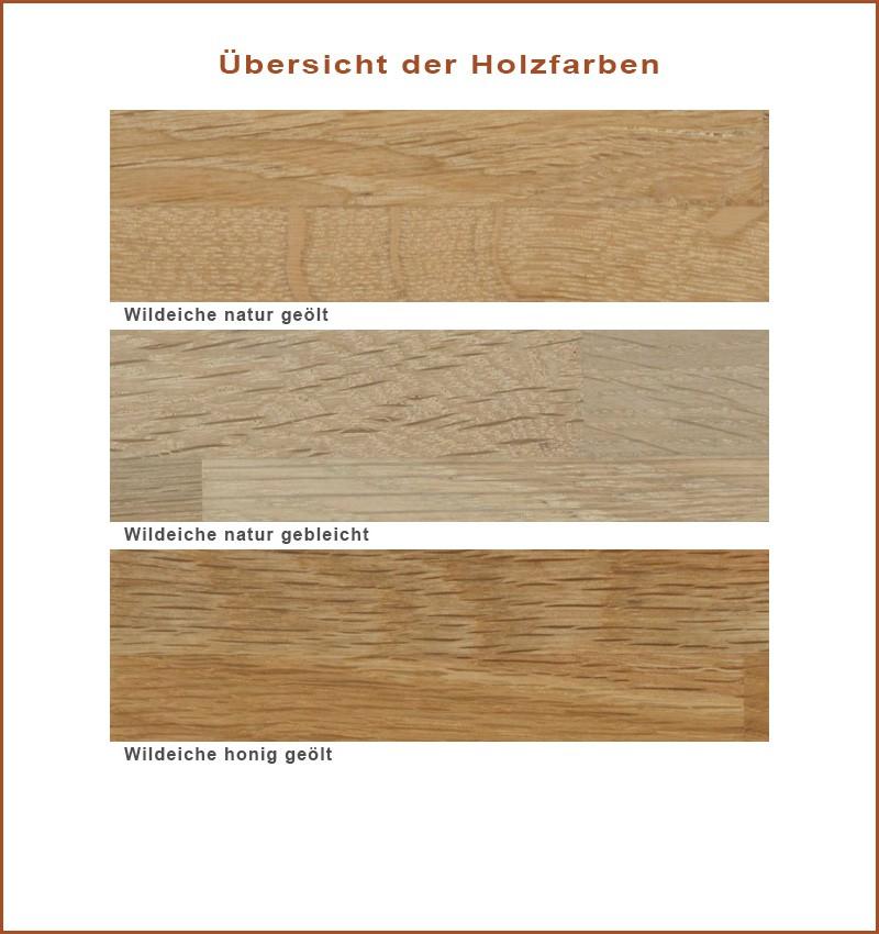 Massivholzbett Biasca Eiche Farben Und Gr 246 223 E Nach Wahl