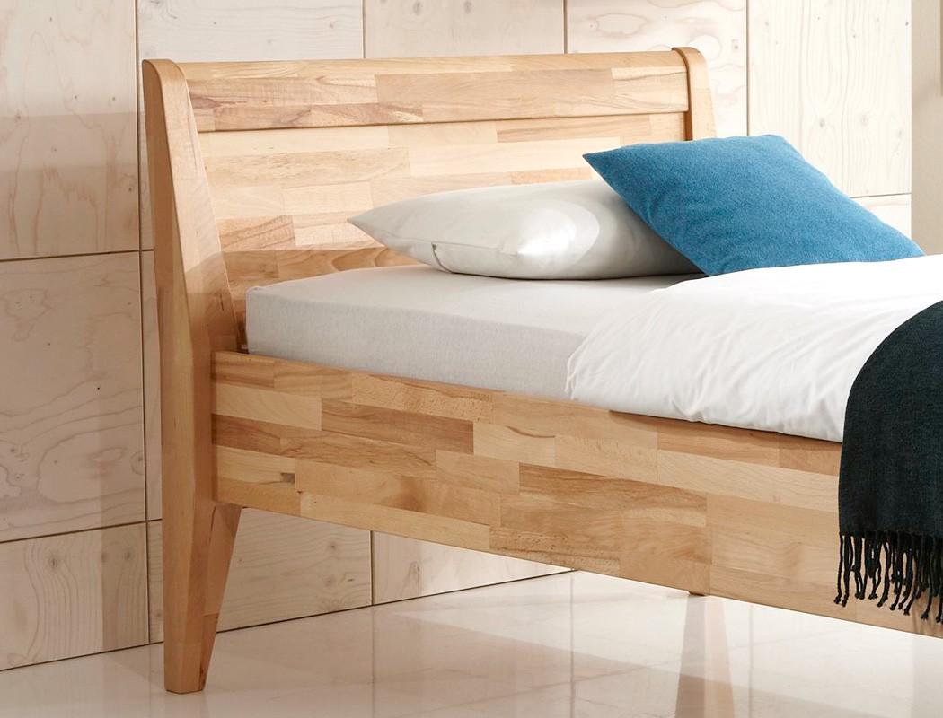 seniorenbett gland comfort buche massiv farbe und gr e nach wahl bett wohnbereiche schlafzimmer. Black Bedroom Furniture Sets. Home Design Ideas
