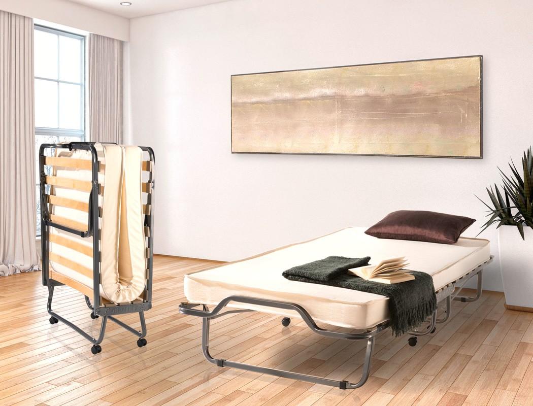 g stebett serge 80x200 schwarz klappbett klappautomatik. Black Bedroom Furniture Sets. Home Design Ideas