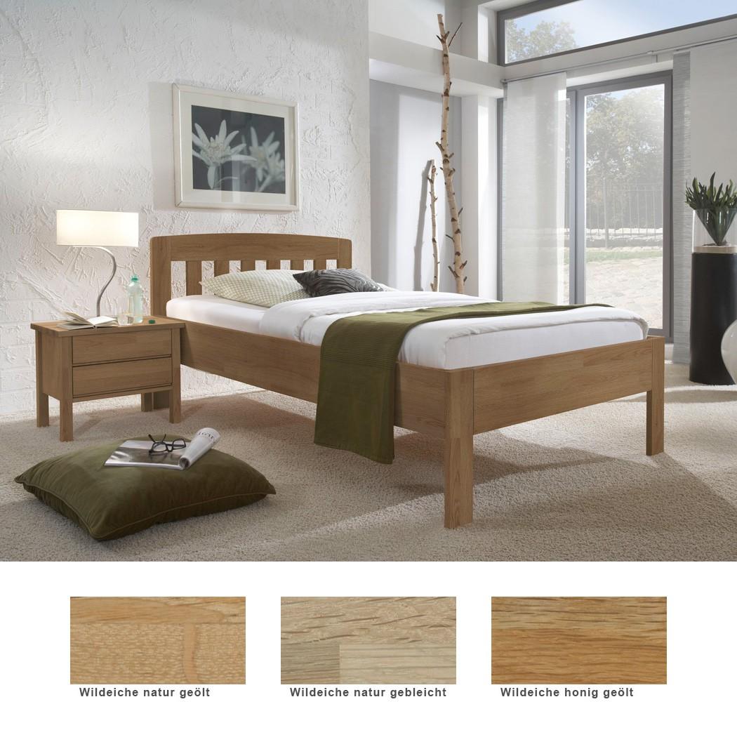 seniorenbett renens comfort nachttisch eiche varianten. Black Bedroom Furniture Sets. Home Design Ideas