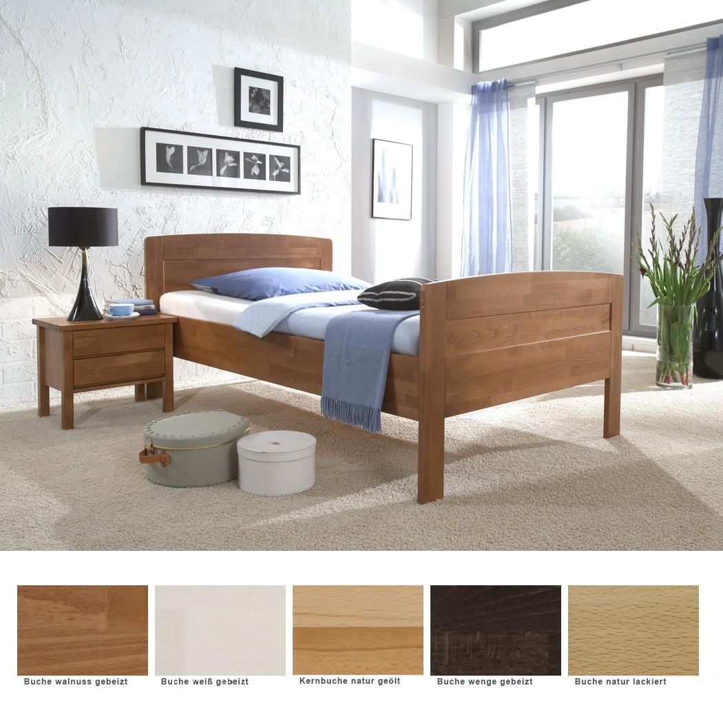 seniorenbett sion comfort nachttisch buche varianten holzbett nako wohnbereiche schlafzimmer. Black Bedroom Furniture Sets. Home Design Ideas