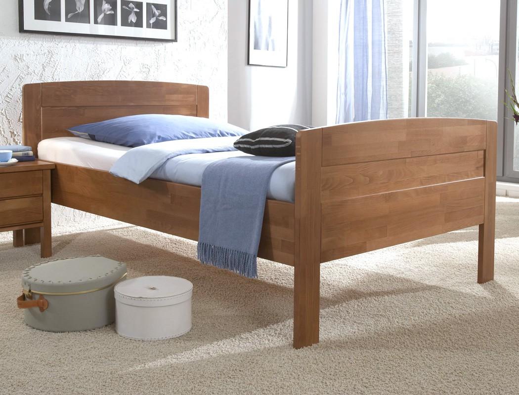 seniorenbett sion comfort nachttisch eiche varianten holzbett nako wohnbereiche schlafzimmer. Black Bedroom Furniture Sets. Home Design Ideas