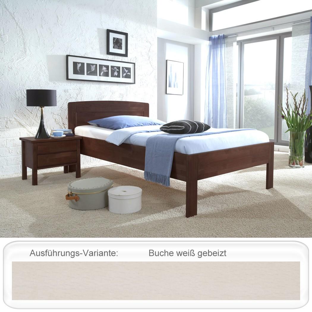 seniorenbett nyon comfort nachttisch buche varianten holzbett nako wohnbereiche schlafzimmer. Black Bedroom Furniture Sets. Home Design Ideas