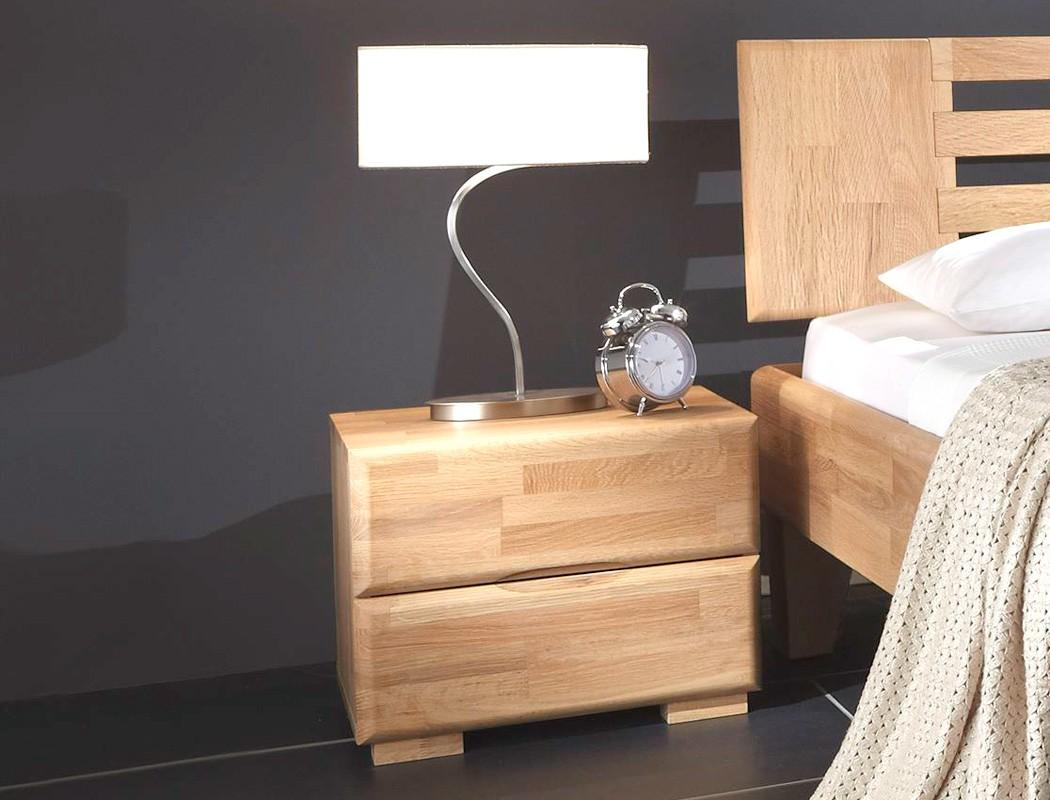 massivholzbett minusio nachttisch buche farbe und und gr e nach wahl futonbett ebay. Black Bedroom Furniture Sets. Home Design Ideas
