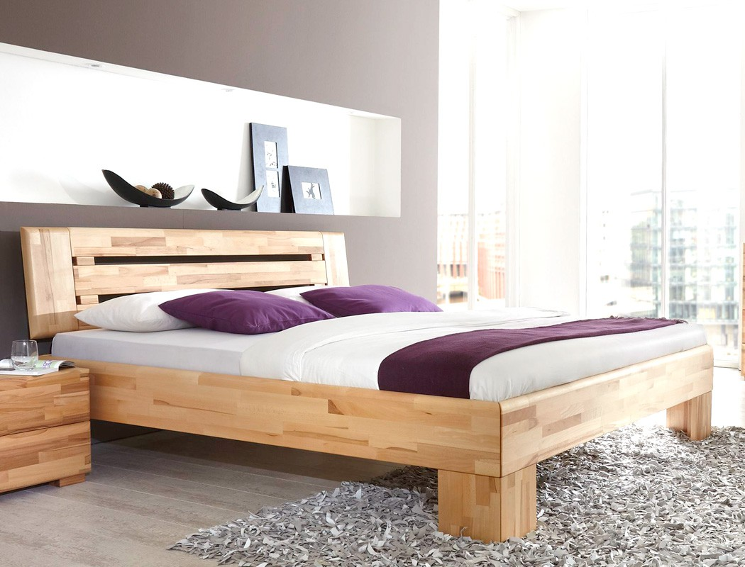 schlafzimmer losone eiche massivholzbett kommode lowboard nako wohnbereiche schlafzimmer. Black Bedroom Furniture Sets. Home Design Ideas