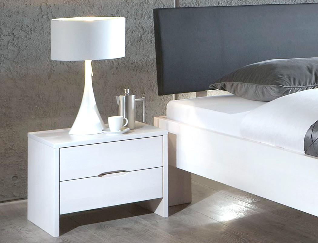 schlafzimmer leuk buche massivholzbett kommode nako. Black Bedroom Furniture Sets. Home Design Ideas