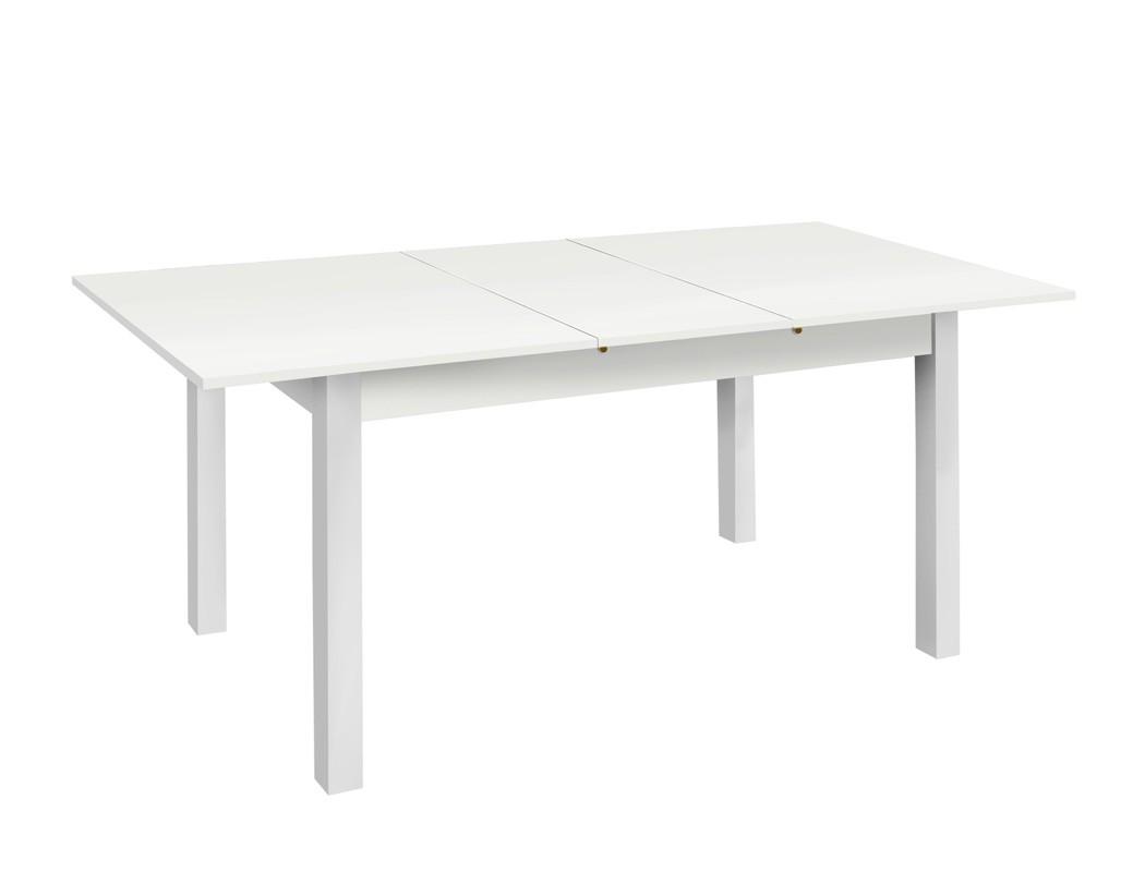 Esstisch Cottbus Weiß Größe Nach Wahl Speisetisch Auszugstisch Tisch U2013 Bild  2