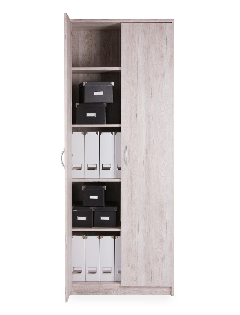 mehrzweckschrank koblenz 13 farbe nach wahl 74x188x35cm vorratsschrank wohnbereiche k che. Black Bedroom Furniture Sets. Home Design Ideas