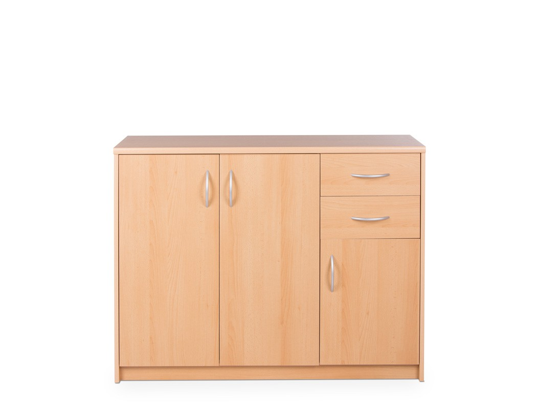 sideboard koblenz 2 farbe nach wahl 109x85x35 cm anrichte wohnzimmer wohnbereiche wohnzimmer. Black Bedroom Furniture Sets. Home Design Ideas