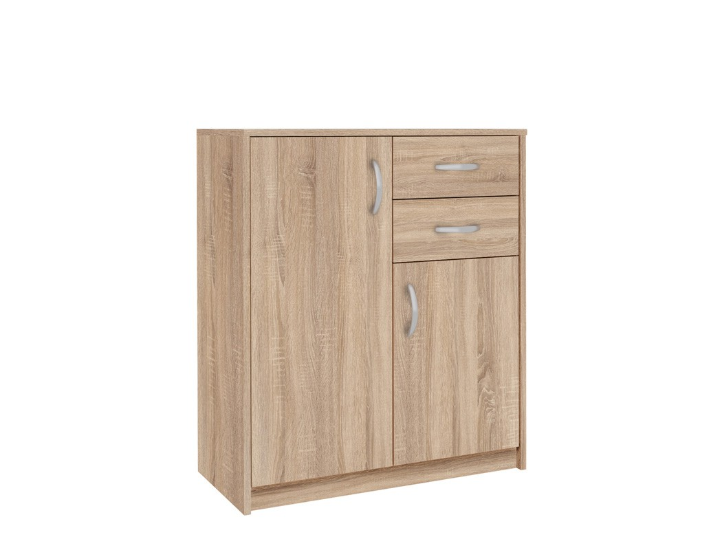 sideboard koblenz 3 farbe nach wahl 74x85x35 cm anrichte. Black Bedroom Furniture Sets. Home Design Ideas